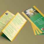 6-Seiter Wickelfalz Flyer