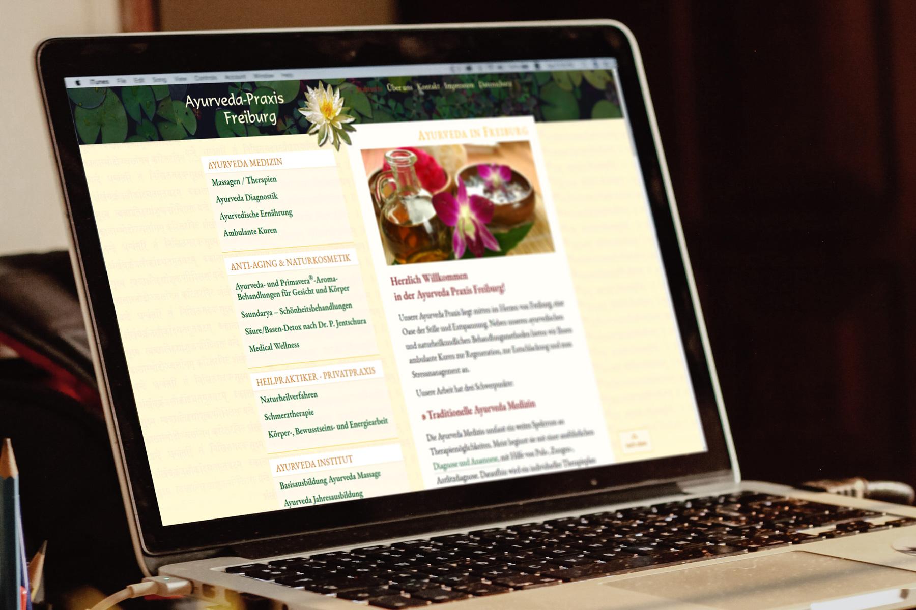 Webdesign und Webkozept