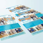 Mehrsprachige Flyer