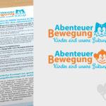 Logoentwicklung Kindersportprojekt