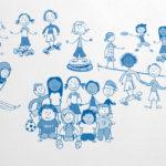 Illustration Kinder